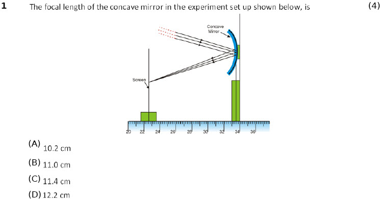 physics grade-10 cbse-icse practice worksheets Light Reflection and Refraction