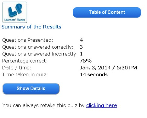 interactive quizzes for chemistry olympiad class 9