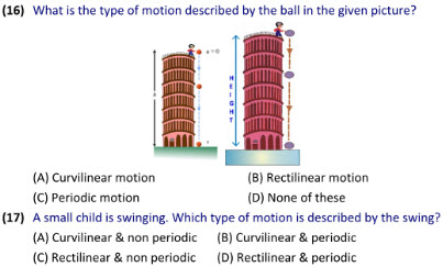 Class 6 Science worksheets on Measurement & Motion