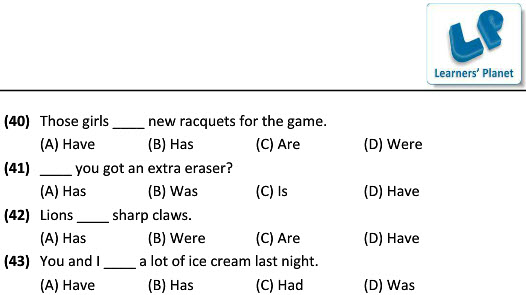 English Grammar Worksheets For Use Of Hashavehadwaswereisare. English Class 3 Worksheets Use Of Has Have Had Was Were. Worksheet. Have Has Worksheets At Mspartners.co