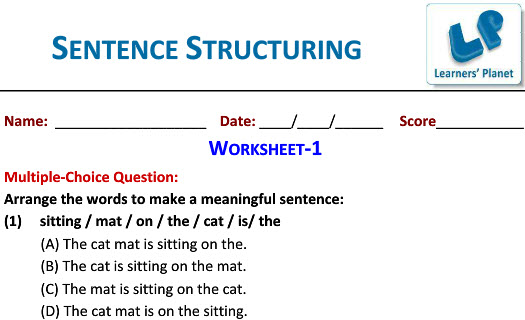 Grade-4-English-Sentence Structuring-Workbook-1
