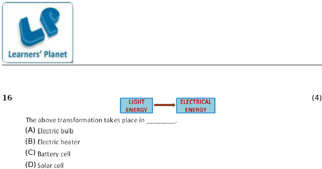 class 4 online evs worksheets Basics of Physics