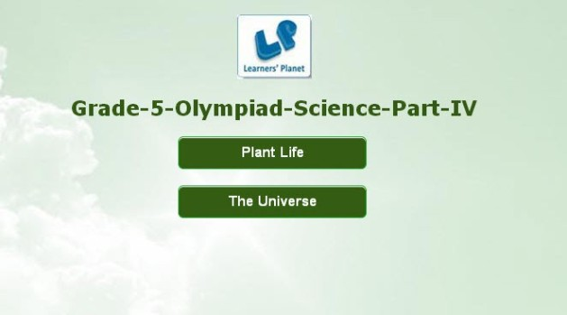 Olympiad science practice tests for 5th class kids