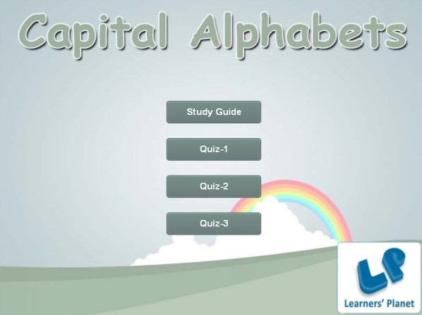 kindergarten english alphabet interactive quizzes for kids