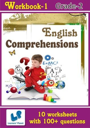 Worksheets on English grammar for Olympiad kids