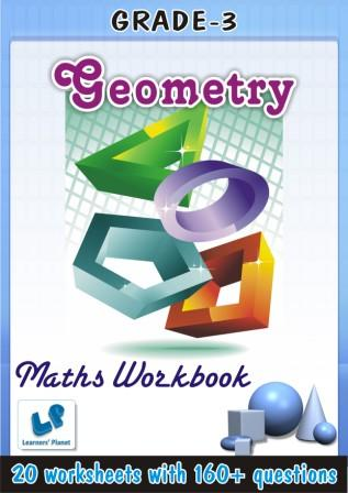 Geometry Worksheets for class III maths students