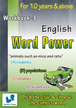 online English grammar study for Word Power