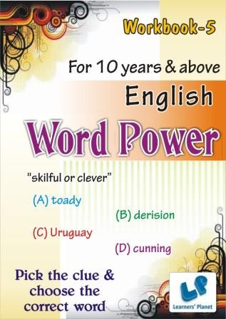 English grammar study material for Word Power