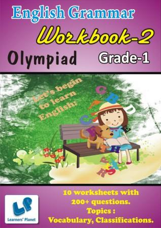 English grammar practice worksheets for grade 1 students