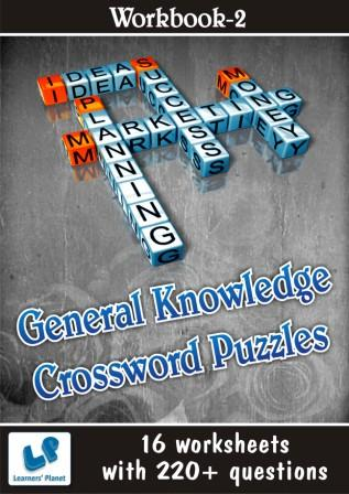 Crossword Puzzles worksheets for General Knowledge