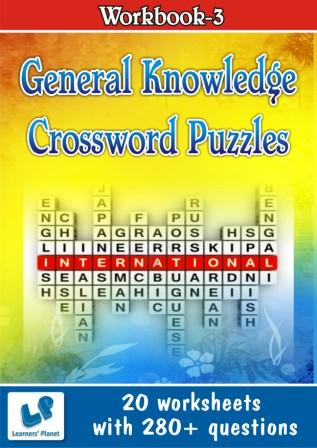 General Knowledge Crossword Puzzles