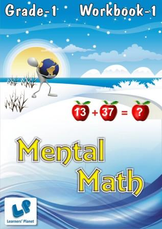 Grade 1 Mental Math Worksheets for kids