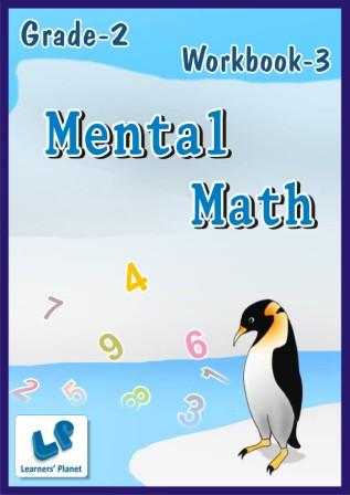 2nd class mental math worksheets for children