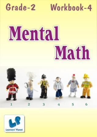 Mental math worksheets for second class students