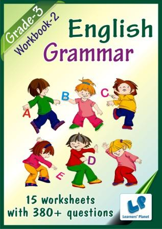 English grammar worksheets for class 3 kids tutorials