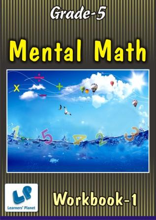 Mental math worksheets for 5th class kids study material