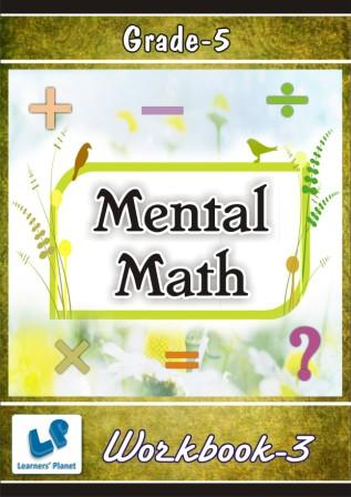 class 5 practice worksheets on mental math