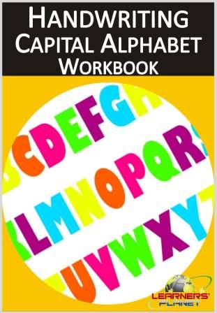Handwriting Capital Alphabet worksheets for kids