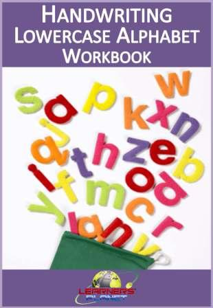Handwriting Lower Case worksheets for kids