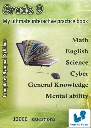 Online interactive workbooks for cbse-icse 9th graders