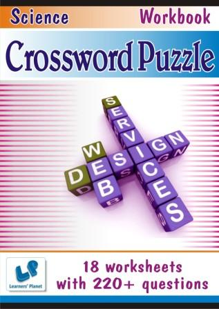 Science Crossword Puzzle Worksheets for students