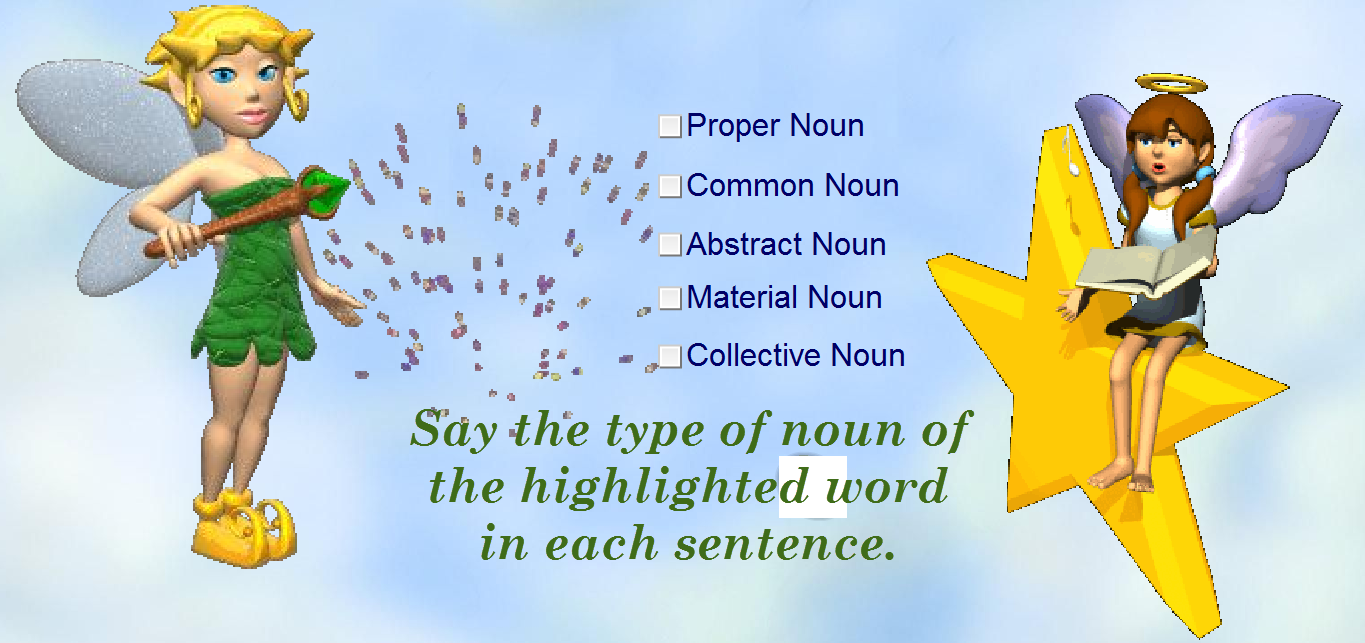 Kinds Of Nouns Worksheets With Answer Key Pdf