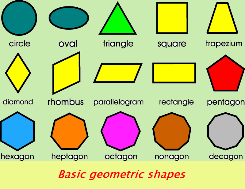 geometry worksheets grade 4